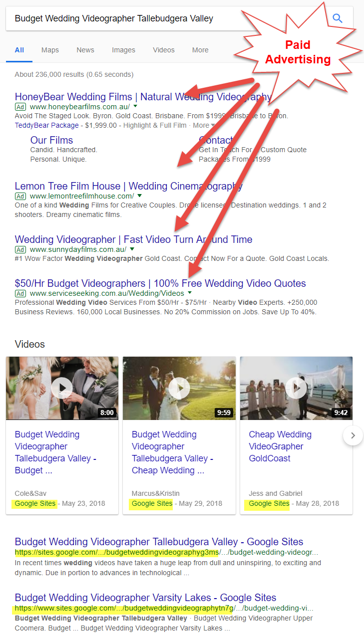 How The Linking Strategy Works To Get YOUR Redirected Sites Ranking Instantly